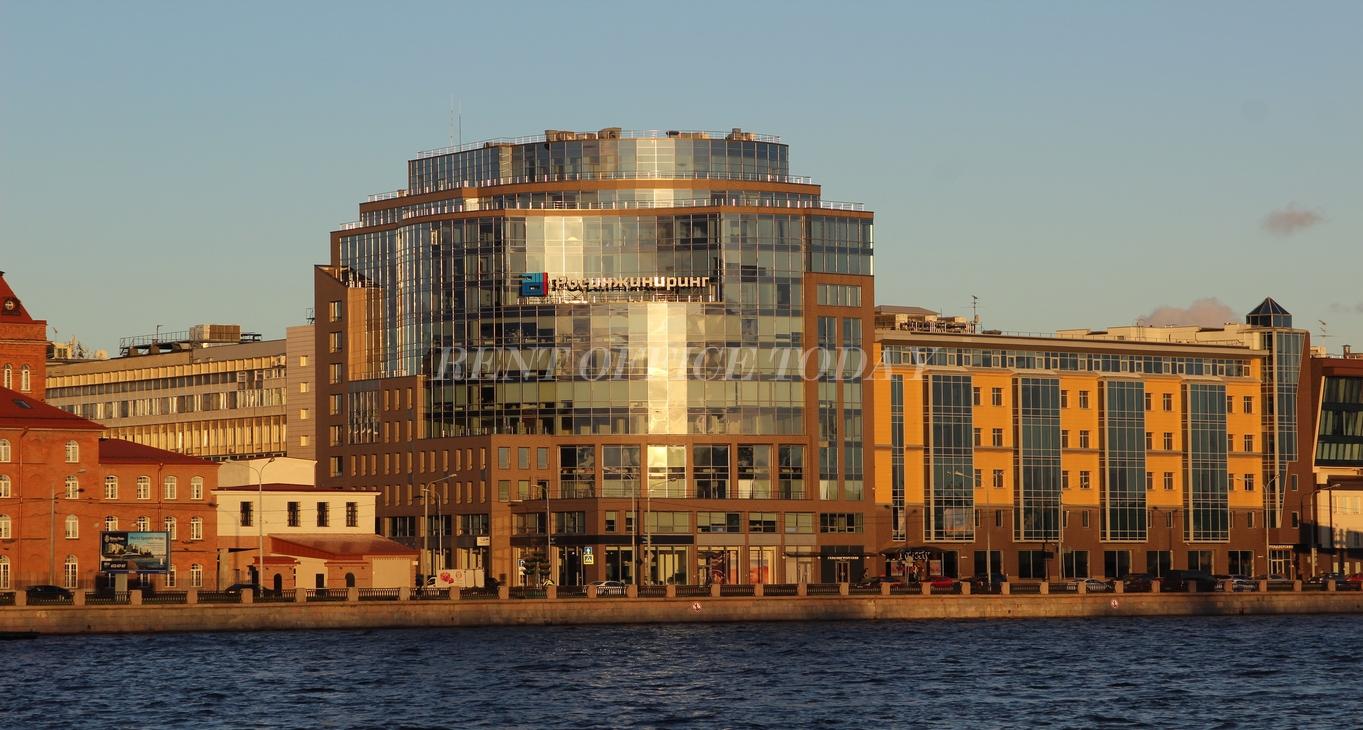 бизнес центр гельсингфорсский-11
