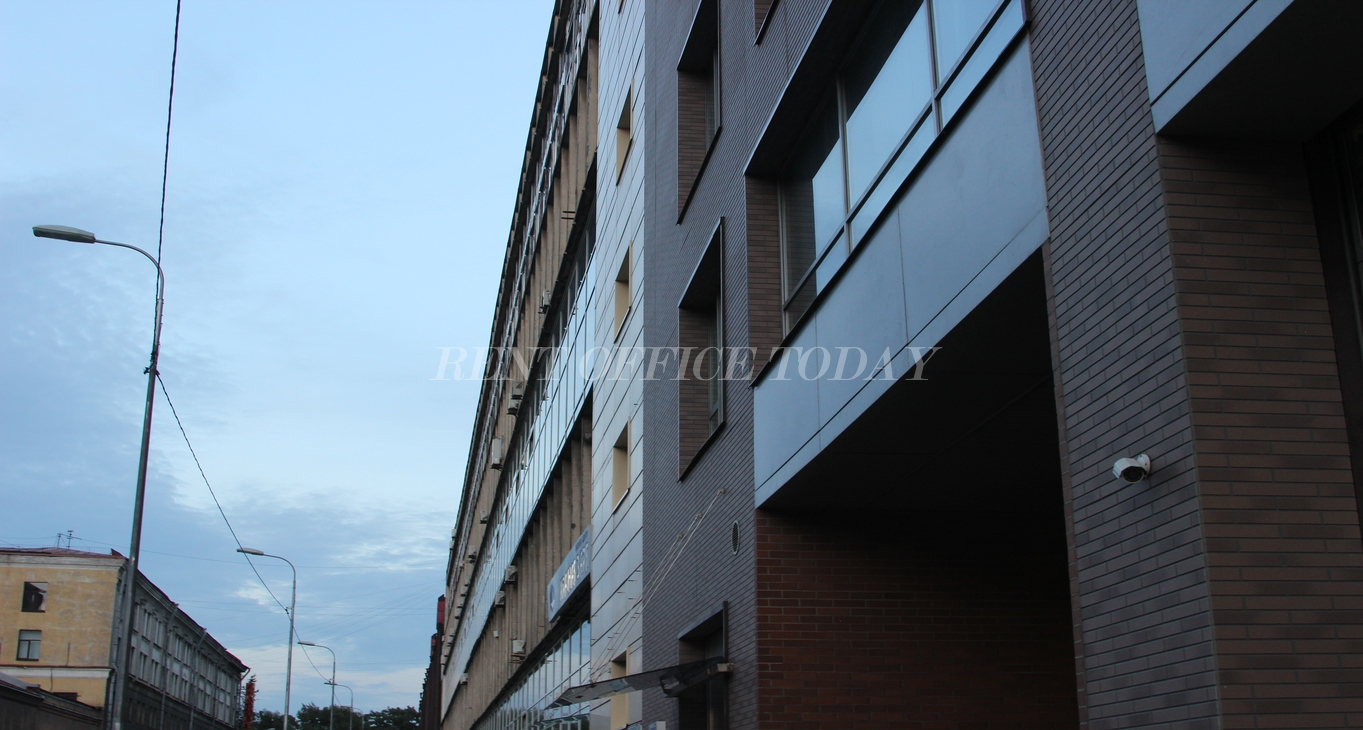 бизнес центр гельсингфорсский-4