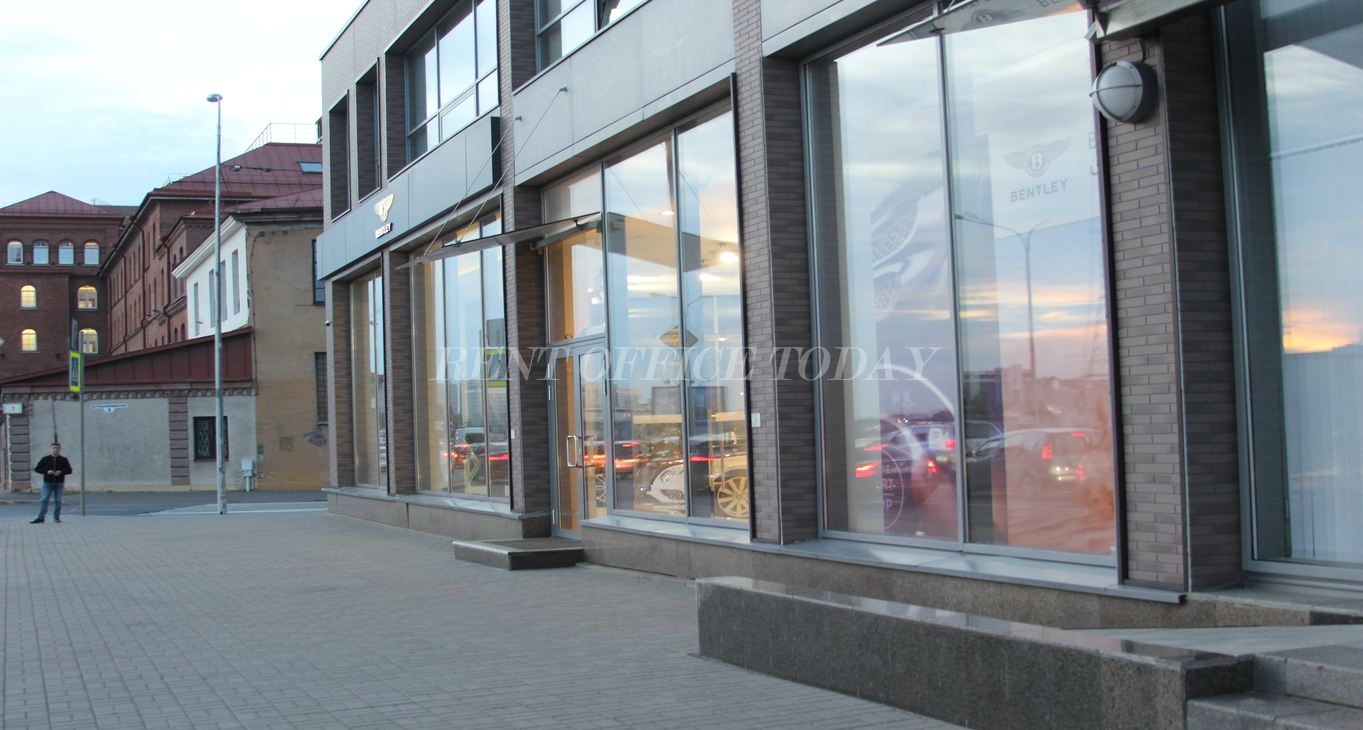 бизнес центр гельсингфорсский-9