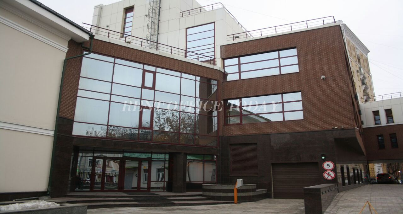 مكتب للايجار goncharnaya 21-4