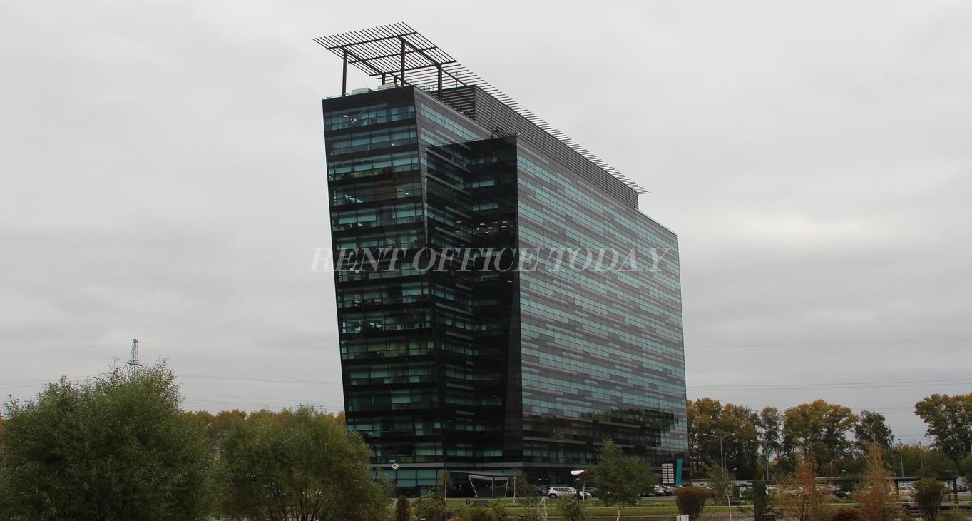 مكتب للايجار khimki business park-2