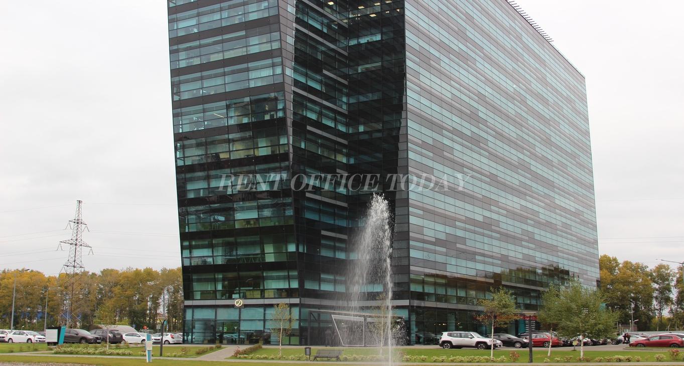 مكتب للايجار khimki business park-11