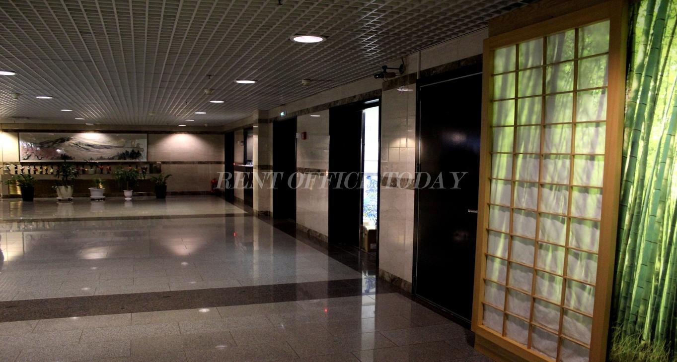 бизнес центр японский дом-26