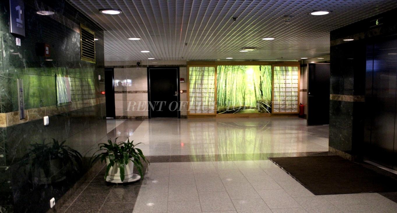 бизнес центр японский дом-28