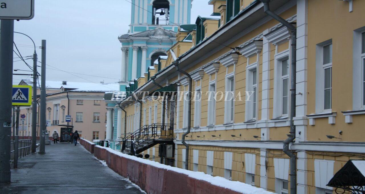 office rent yauzskaya 5-4