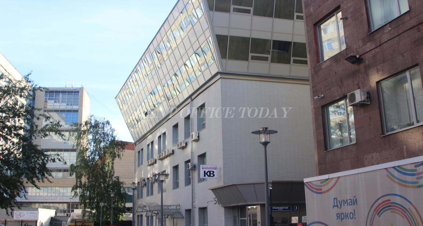 مكتب للايجار krimskiy val-1