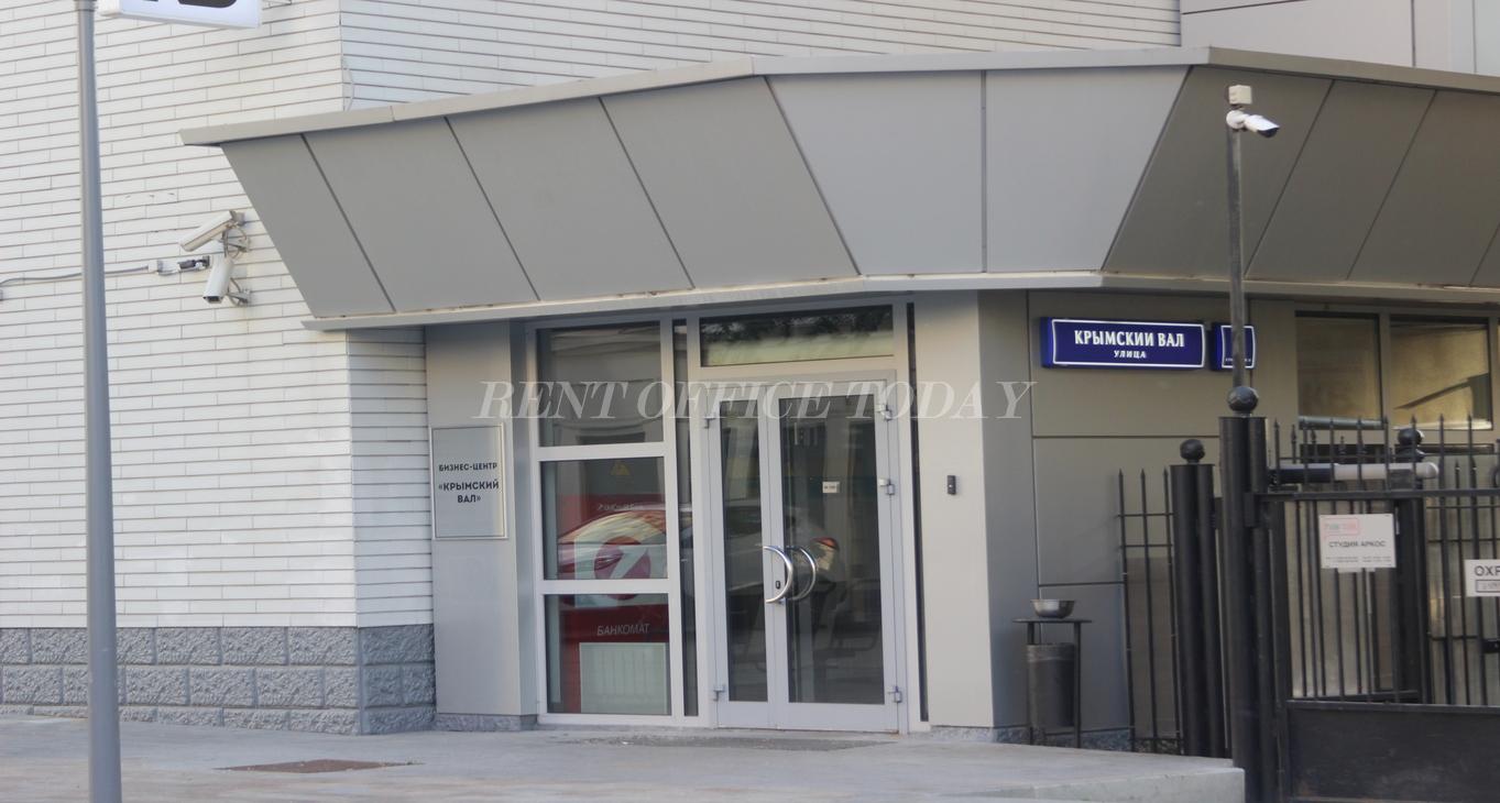 مكتب للايجار krimskiy val-5