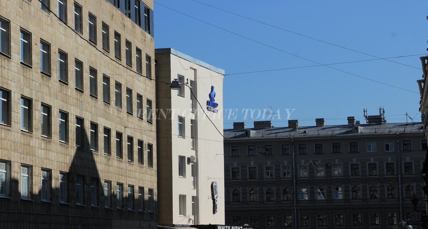 бизнес центр лениздат-17