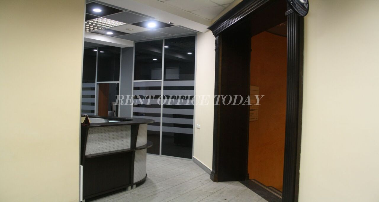 Бизнес центр Леонтьевский 21с1-2
