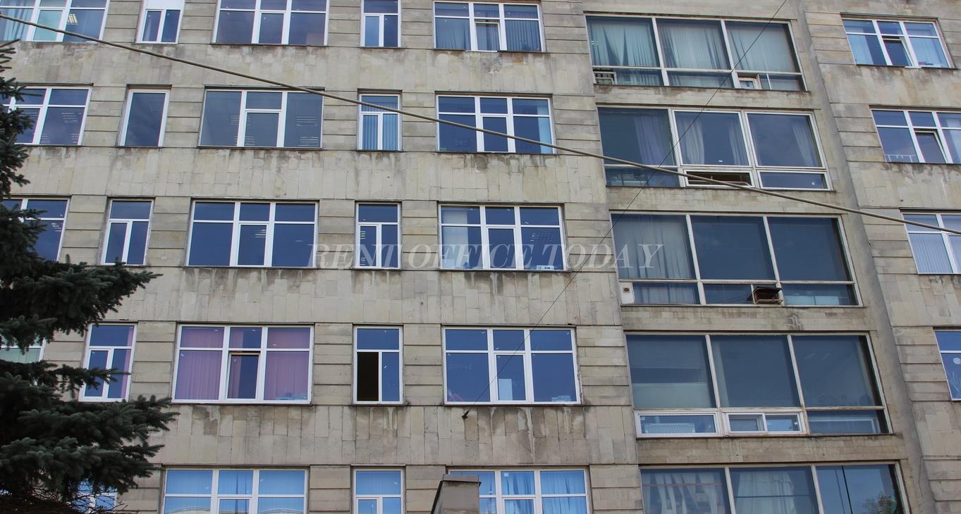 бизнес центр левашовский-1