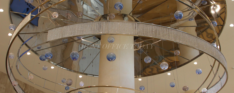 مكتب للايجار leader tower-13