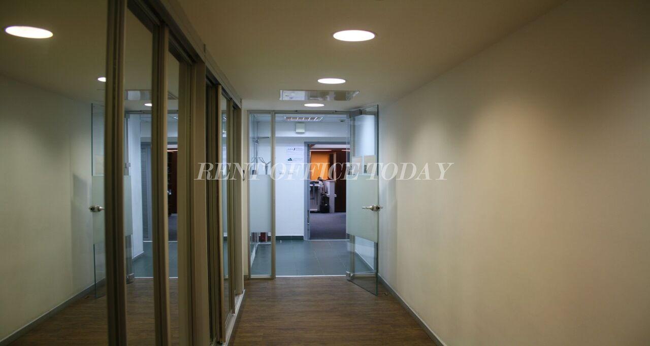 Бизнес центр Лялин переулок 19к1-7