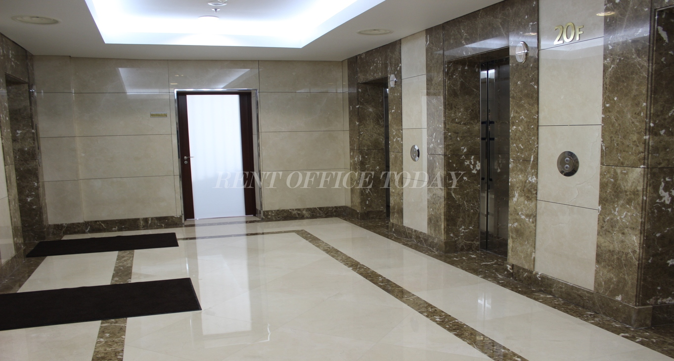 office rent lotte plaza-14