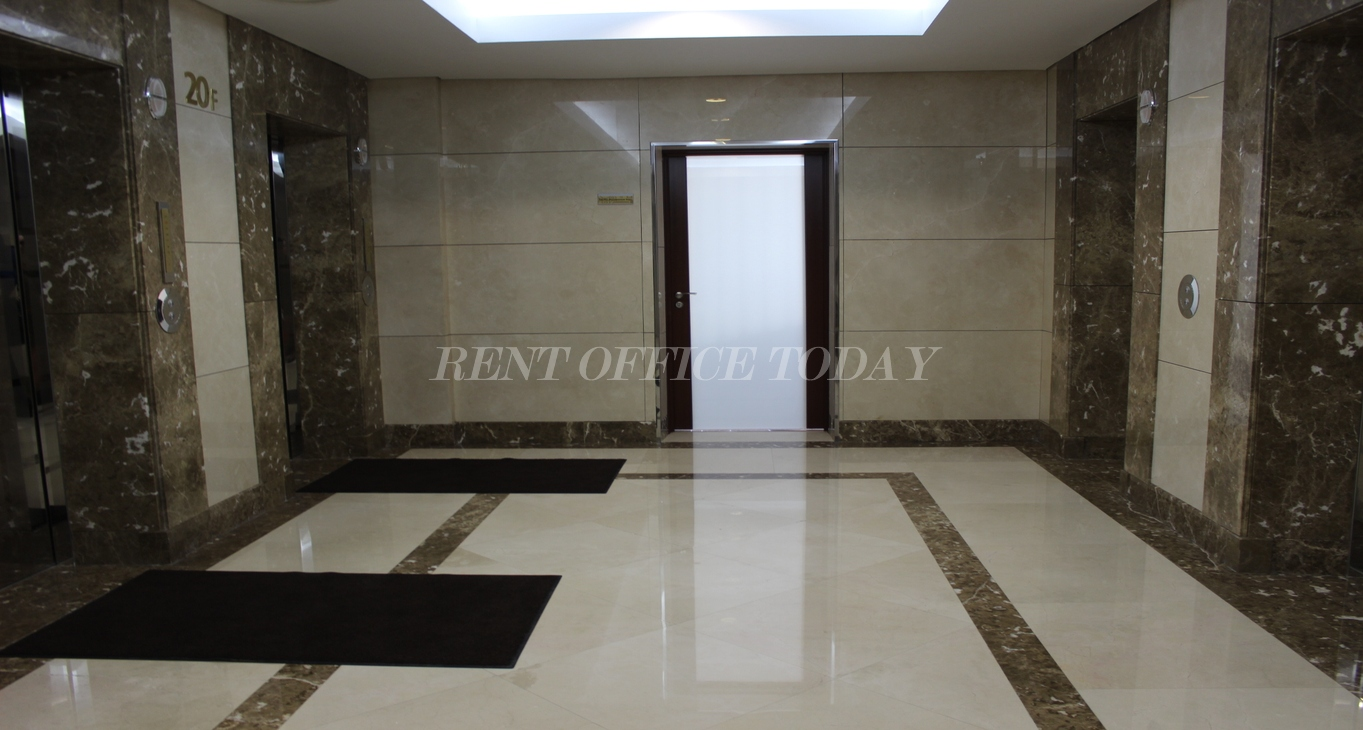 office rent lotte plaza-15