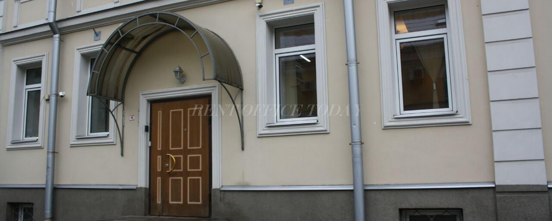 مكتب للايجار maliy tatarskiy 3-17