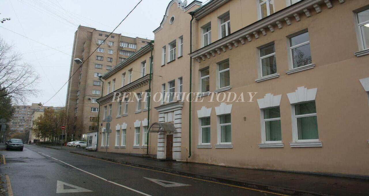 Бизнес центр Малый Тишинский 23с1-10