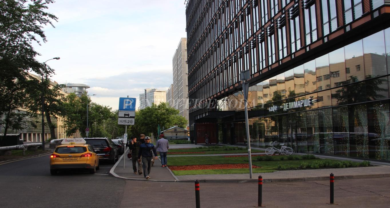 бизнес центр марр плаза-18