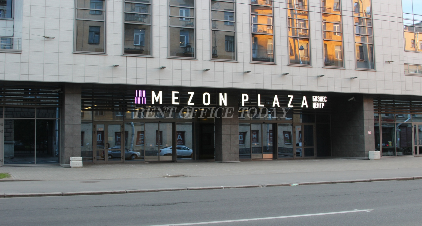 office rent mezon plaza-1
