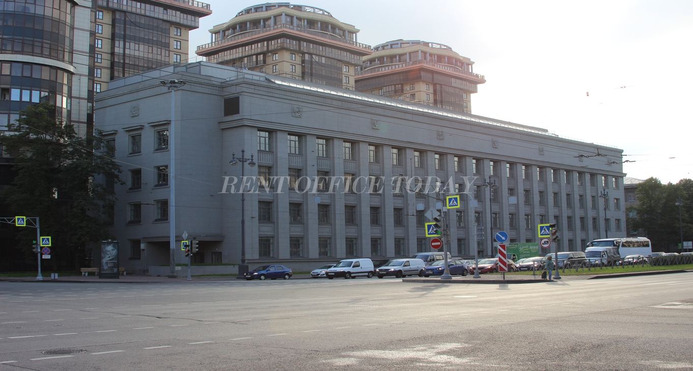 бизнес центр московский 94-3