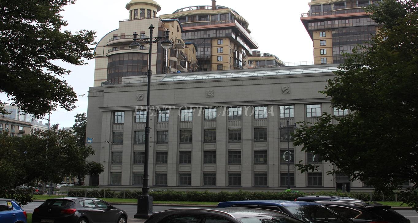 бизнес центр московский 94-4