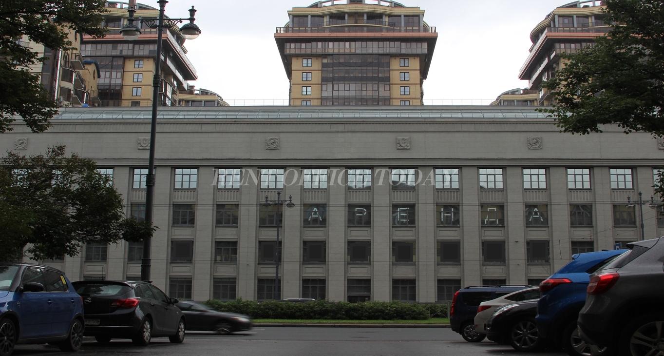 бизнес центр московский 94-6