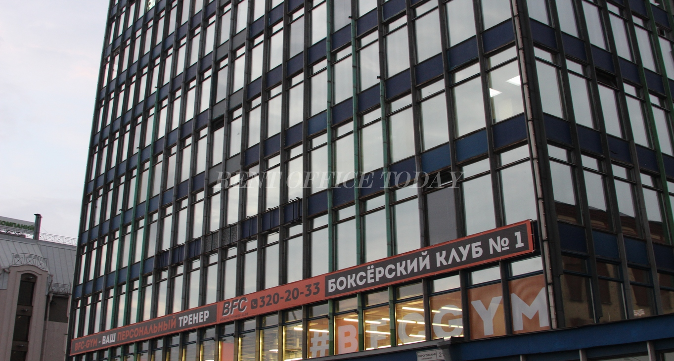бизнес центр нобель-3