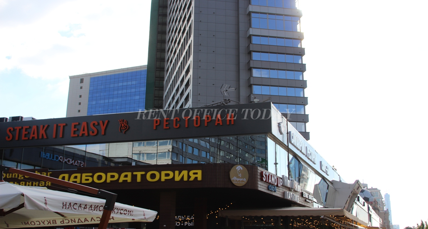 office rent new arbat 21-4