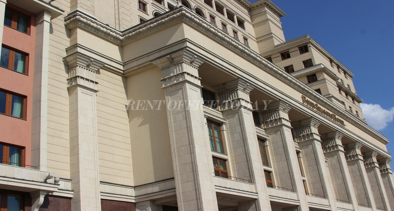 office rent okhotny ryad 2-6