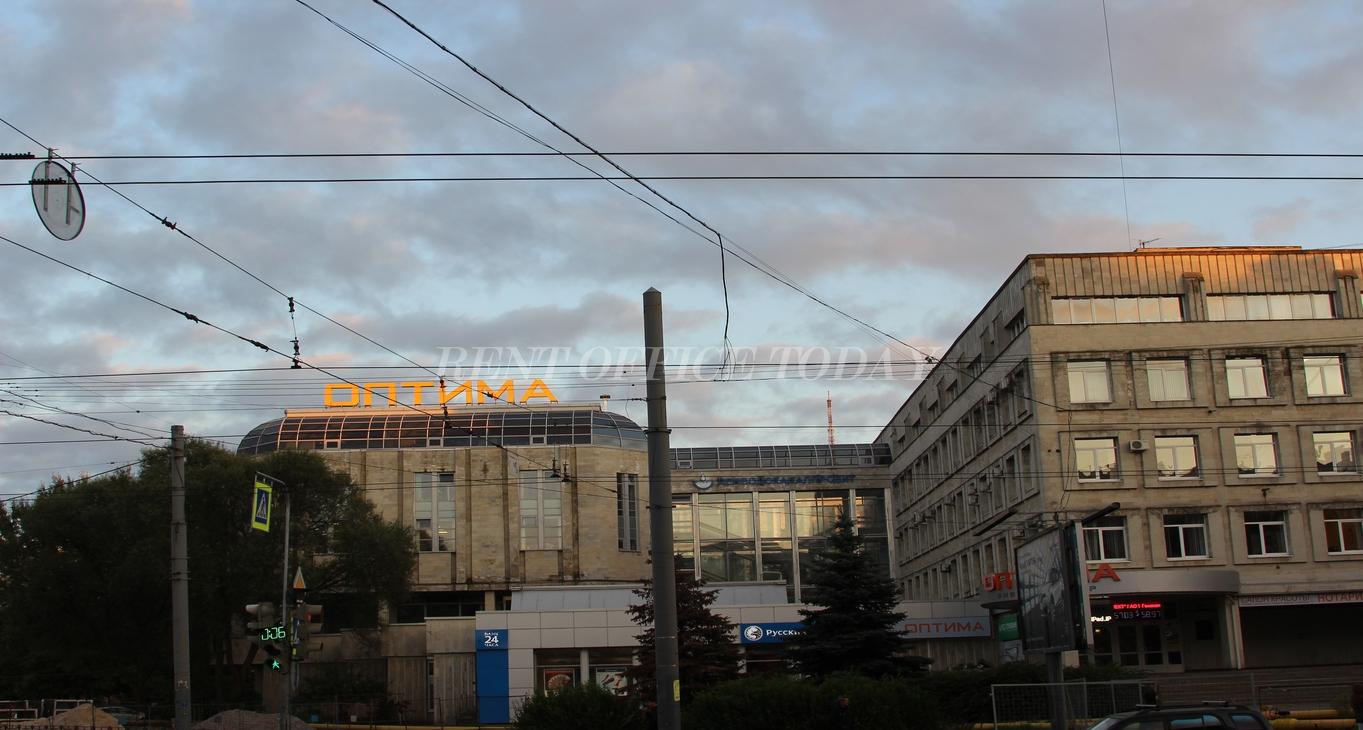 бизнес центр оптима-1