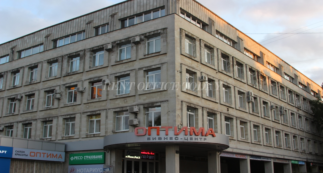 бизнес центр оптима-3