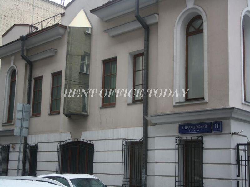 Бизнес центр Палашевский-4