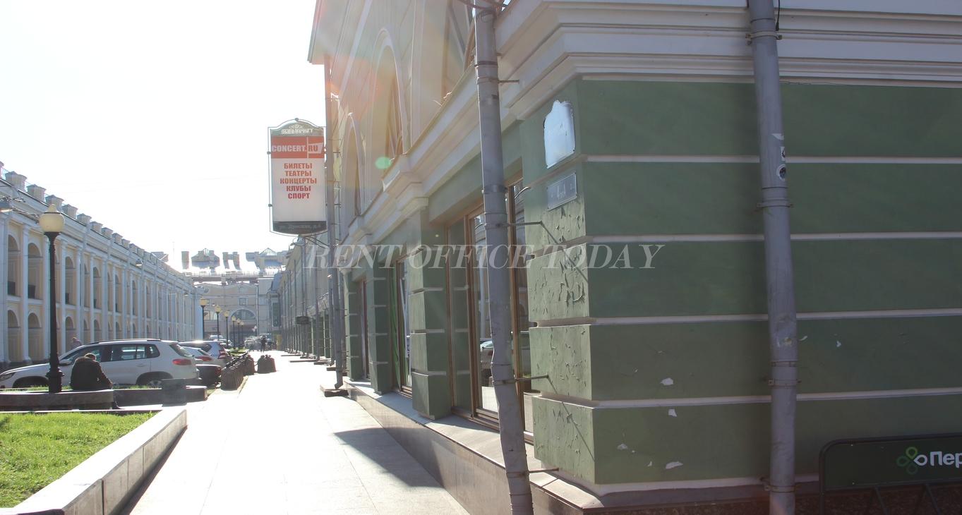 бизнес центр перинные ряды-9
