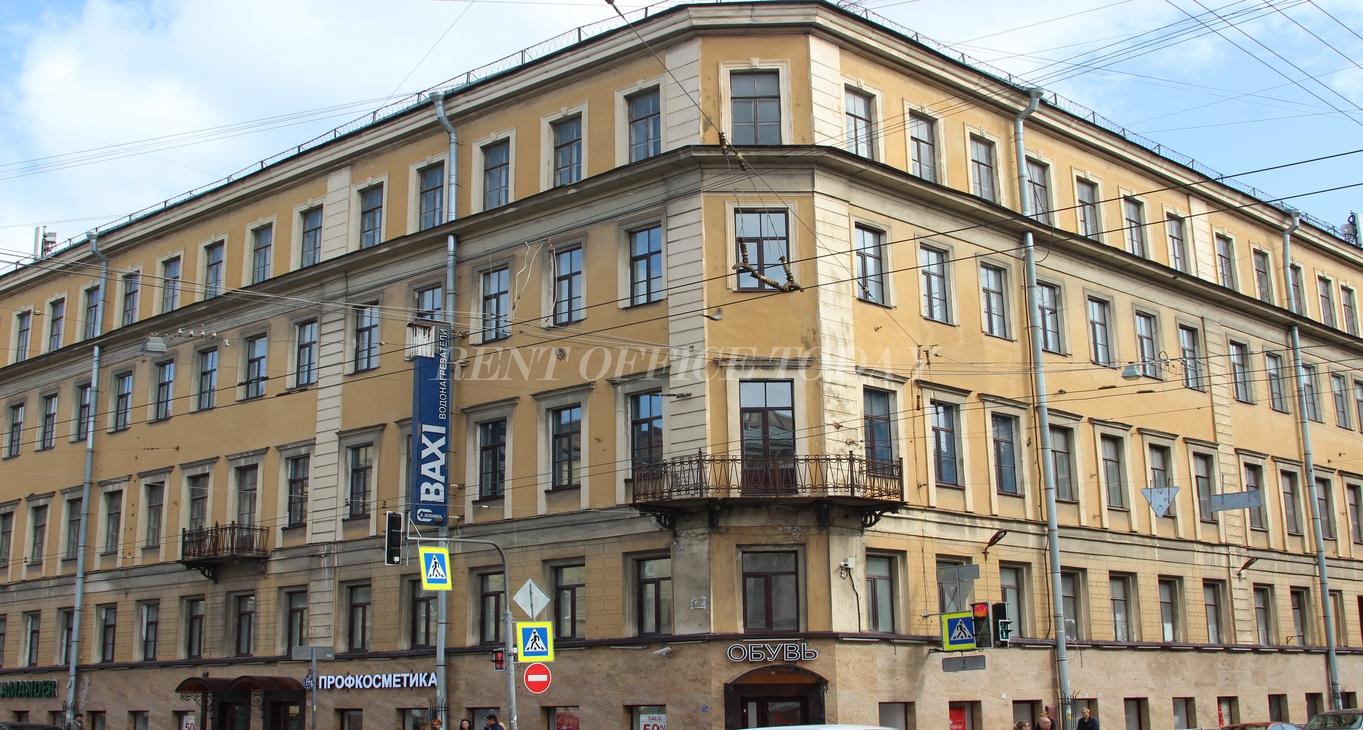 бизнес центр петроградский-1