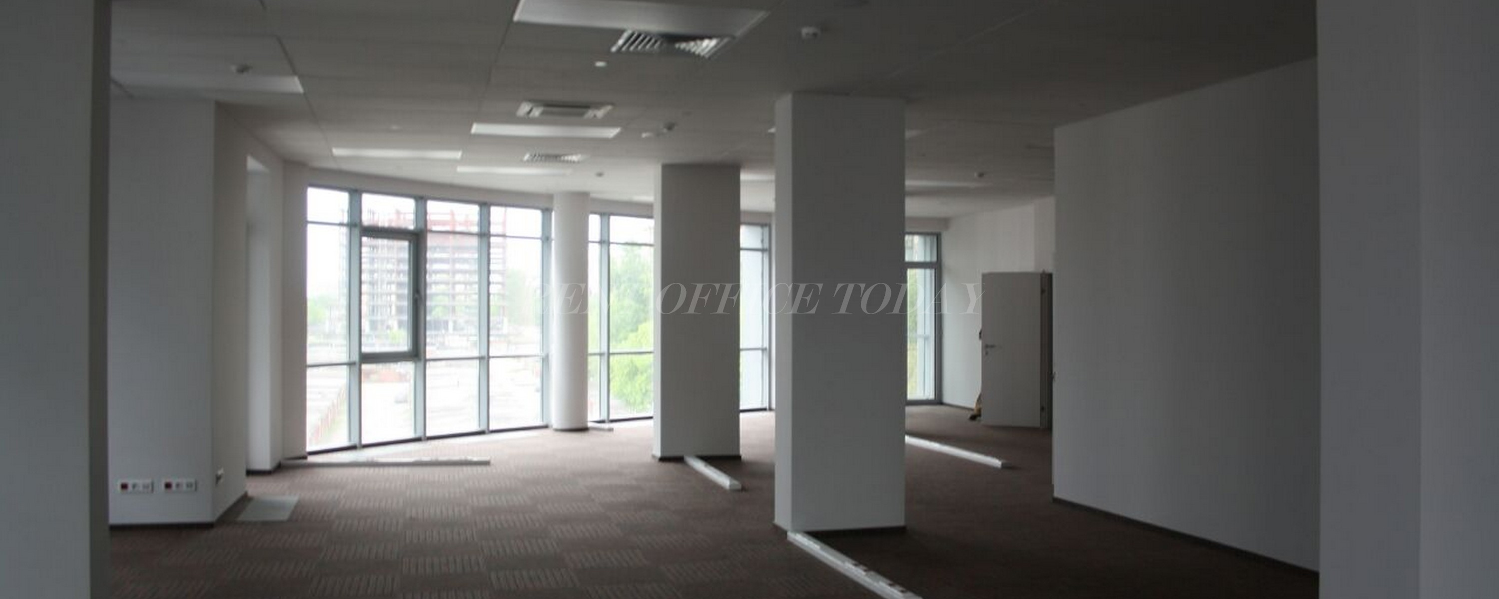office rent poklonka place-24