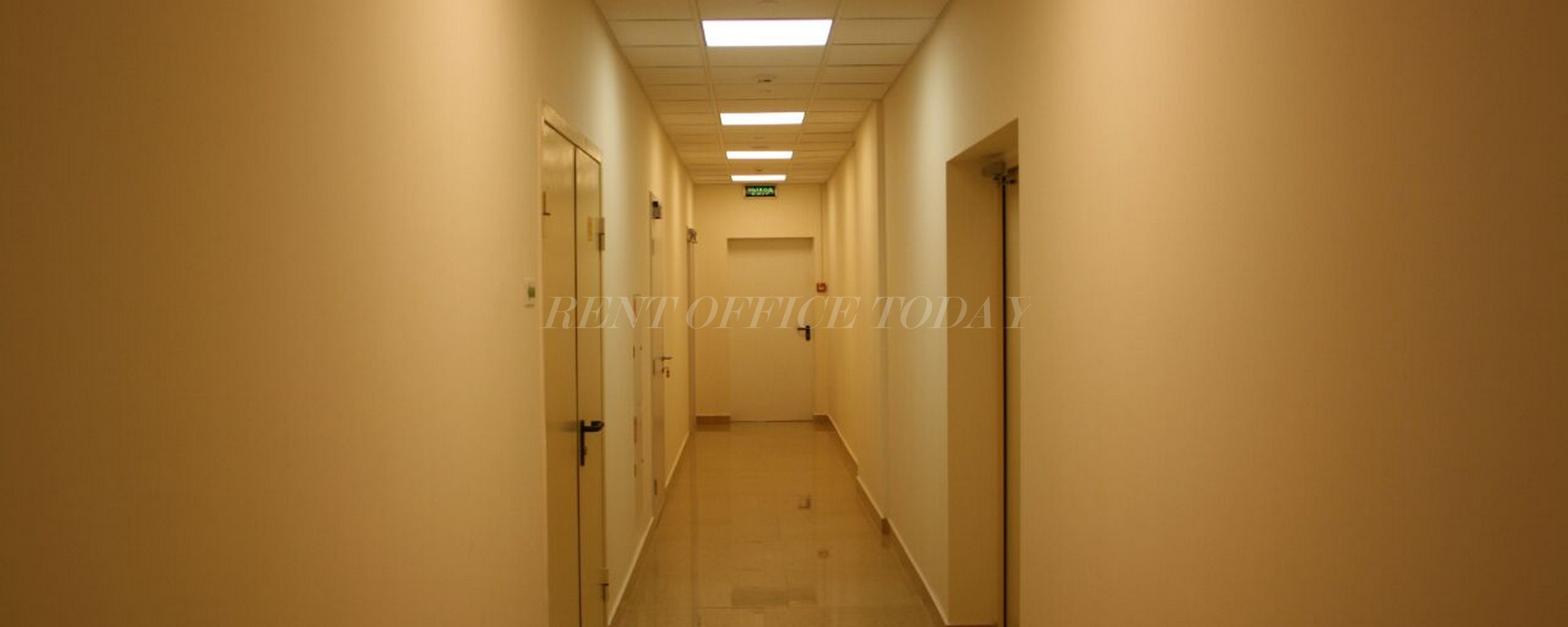 office rent poklonka place-25