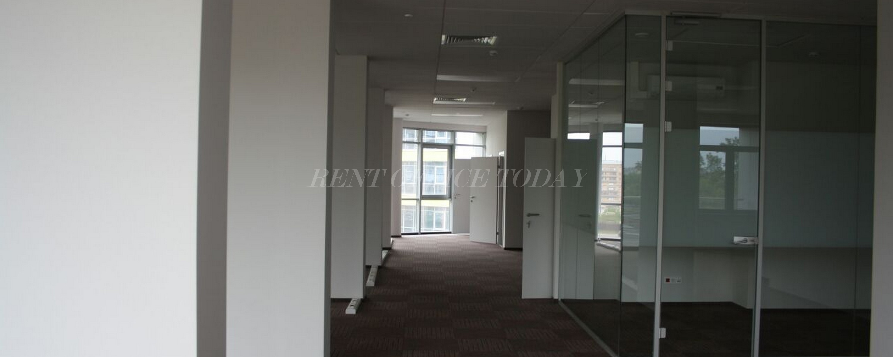 office rent poklonka place-27