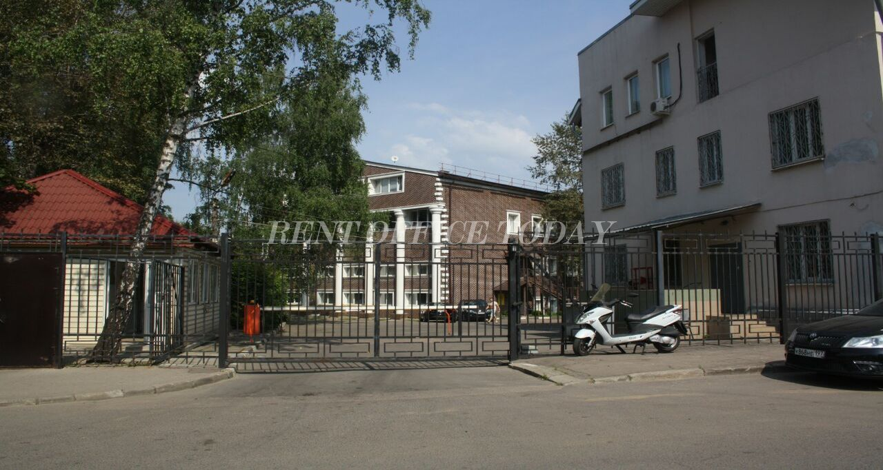 location de bureau polesskiy 16-9