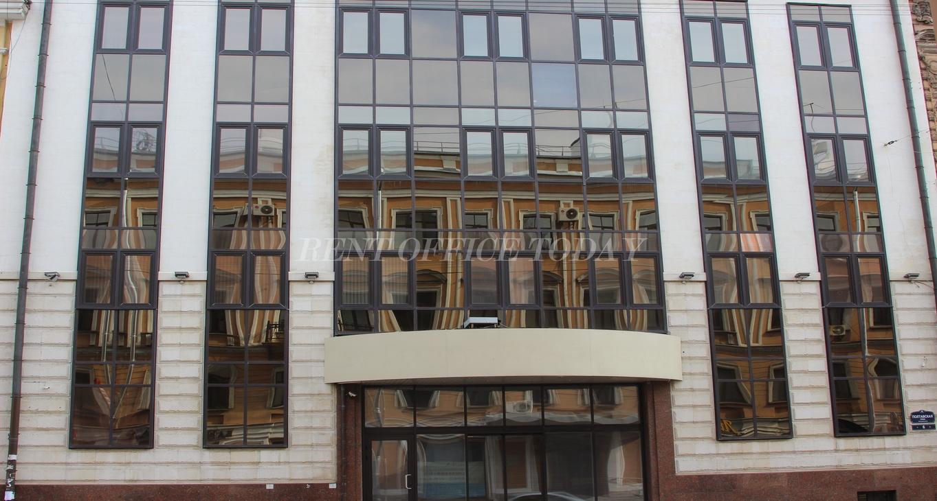 бизнес центр полтавский-1