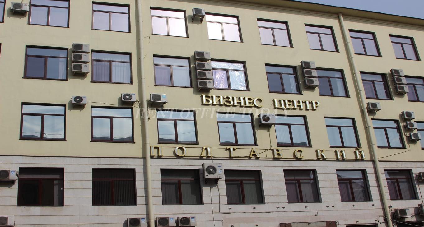 бизнес центр полтавский-9