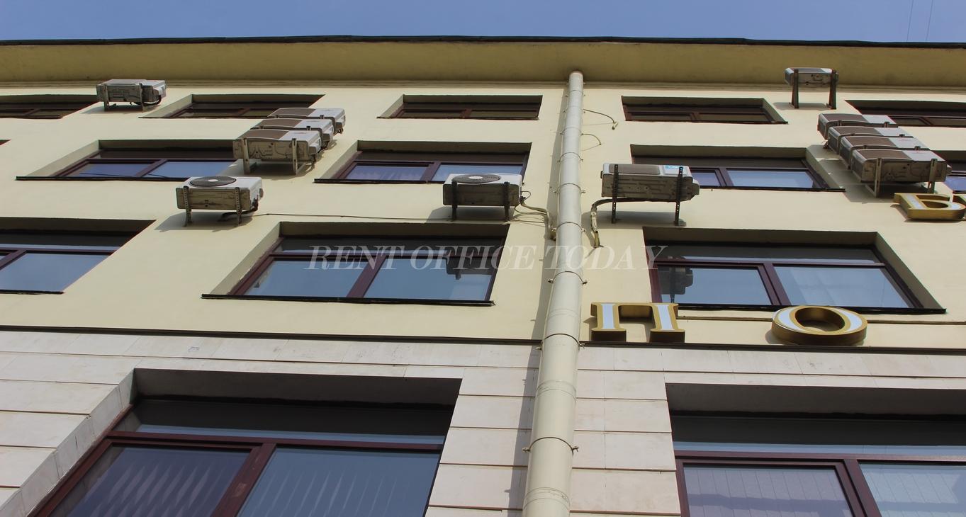 бизнес центр полтавский-12