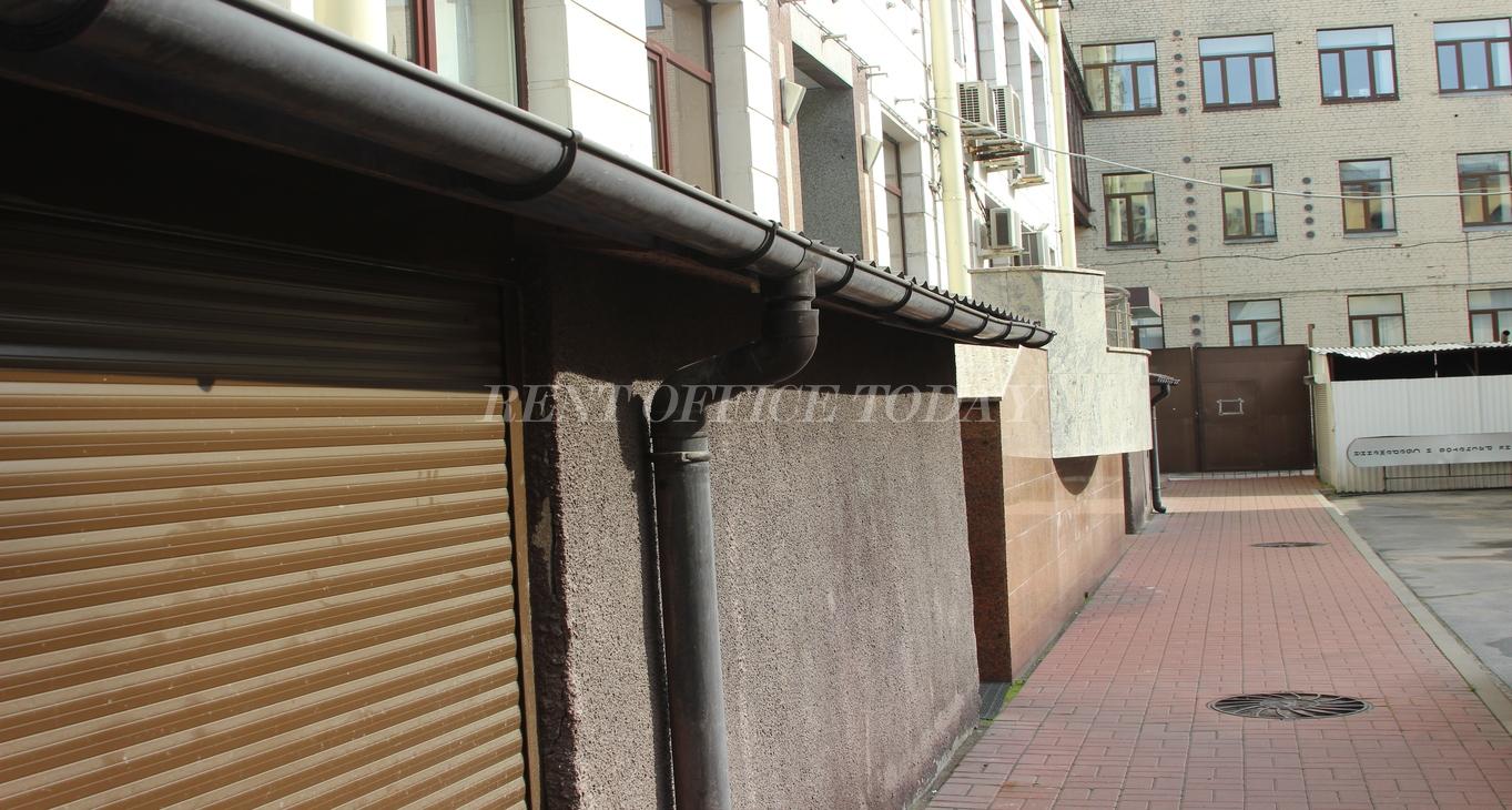 бизнес центр полтавский-13