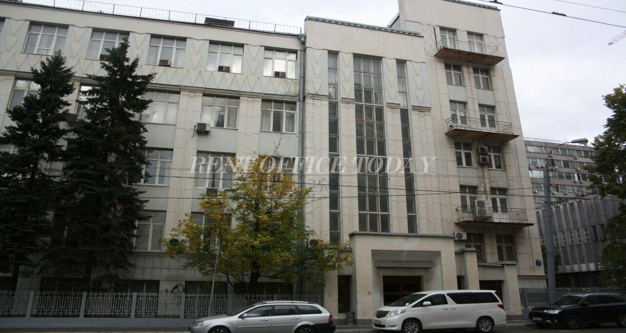location de bureau presnenskiy 17/1-1