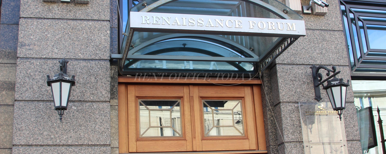 office rent renaissance forum-1