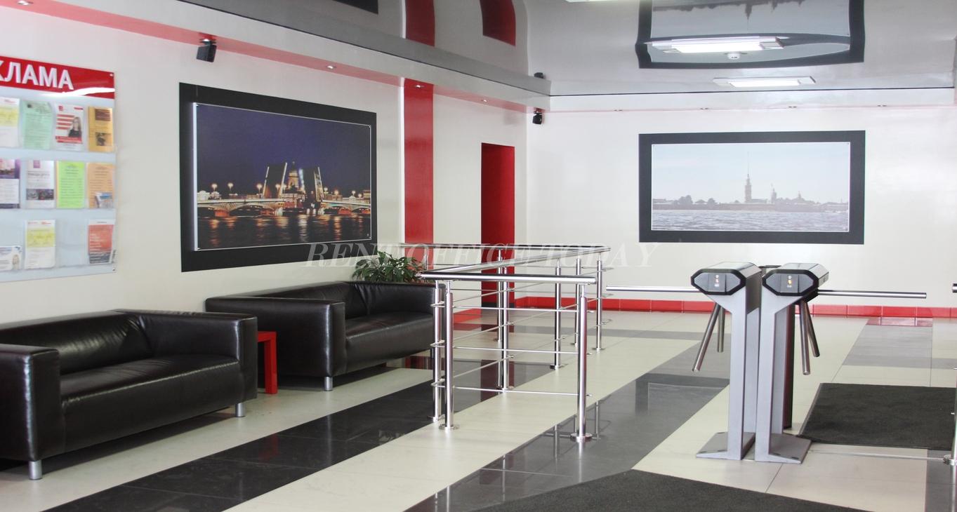 бизнес центр резон-16