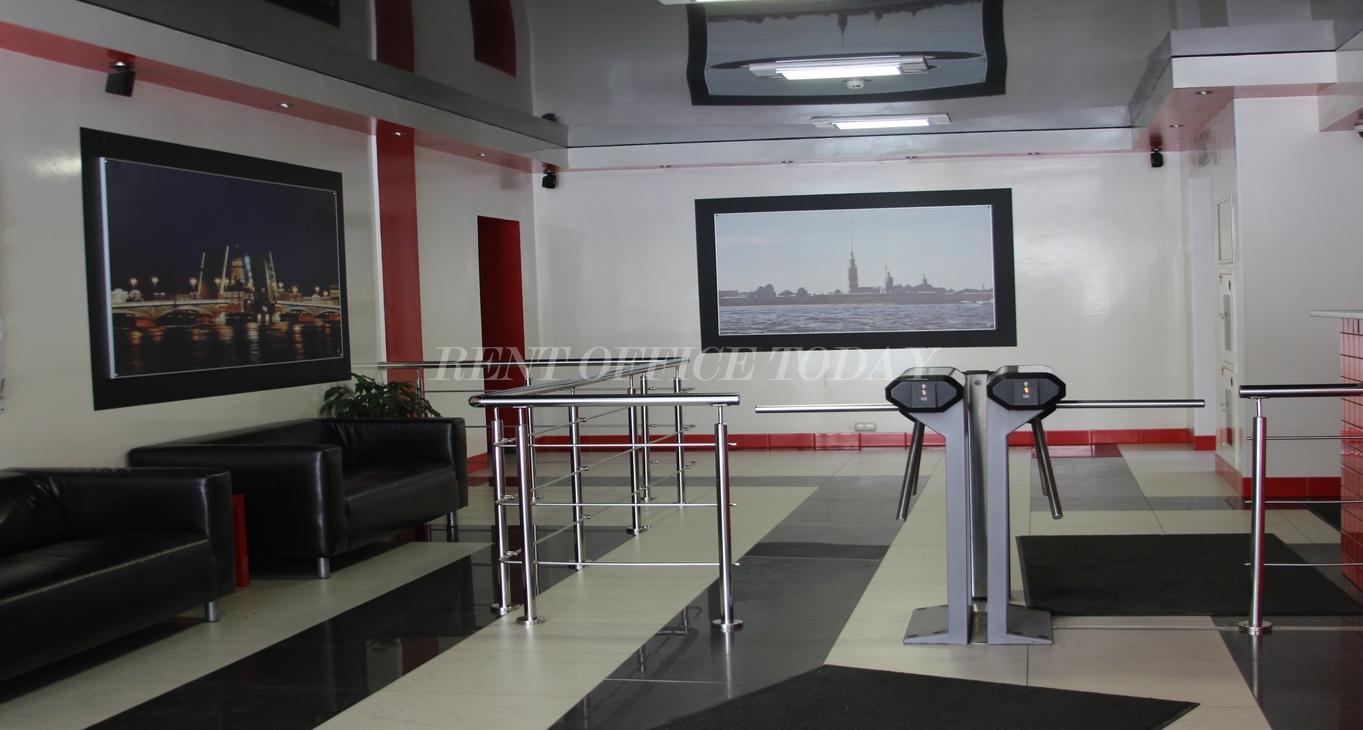 бизнес центр резон-17