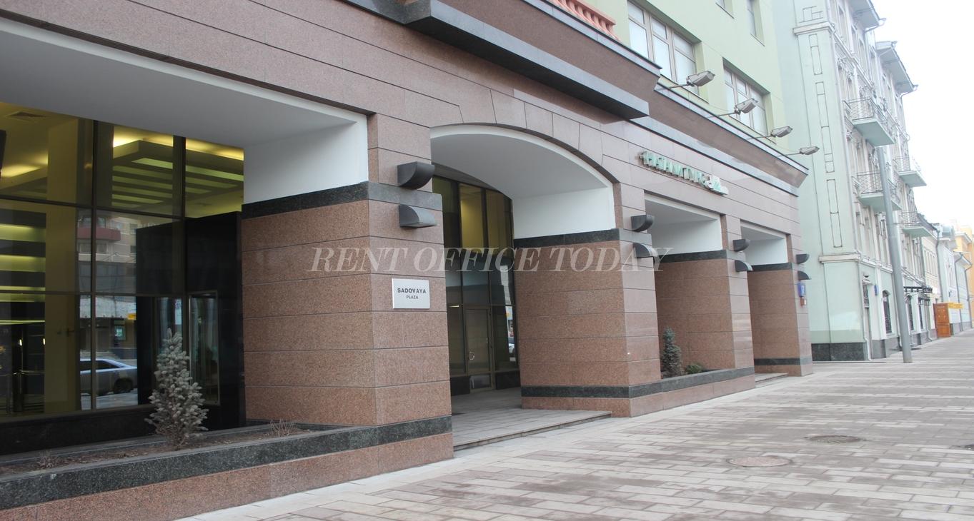 location de bureau sadovaya plaza-1