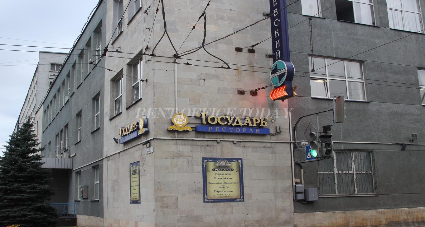 бизнес центр сампсониевский-4