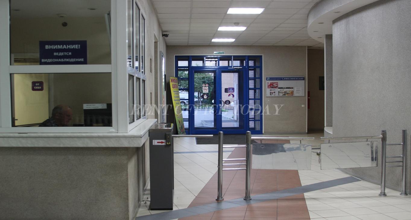 бизнес центр сампсониевский-6
