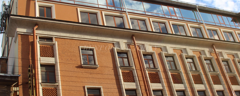 办公室租金 bc chaikovskogo 1-2