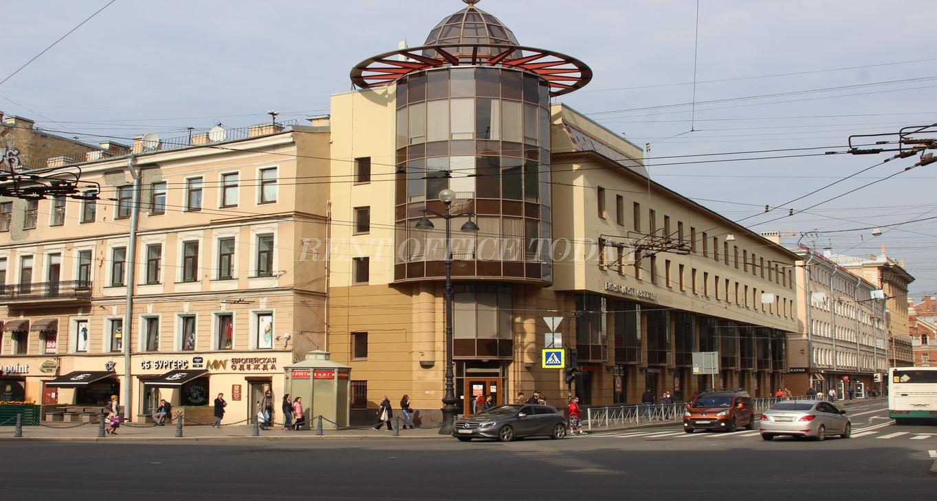бизнес центр суворовский-1